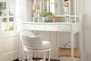 Фото 14 Шикарные реализации туалетного столика с зеркалом в интерьере (фото)