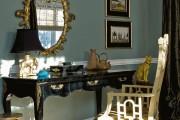 Фото 16 Шикарные реализации туалетного столика с зеркалом в интерьере (фото)