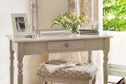 Фото 23 Шикарные реализации туалетного столика с зеркалом в интерьере (фото)