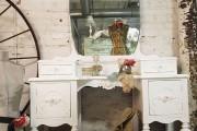 Фото 26 Шикарные реализации туалетного столика с зеркалом в интерьере (фото)