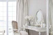 Фото 27 Шикарные реализации туалетного столика с зеркалом в интерьере (фото)