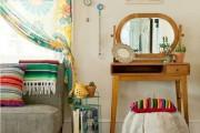 Фото 29 Шикарные реализации туалетного столика с зеркалом в интерьере (фото)