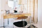 Фото 31 Шикарные реализации туалетного столика с зеркалом в интерьере (фото)