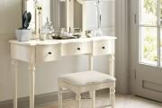 Фото 32 Шикарные реализации туалетного столика с зеркалом в интерьере (фото)