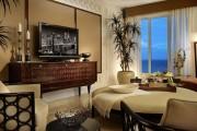 Фото 2 Тумбочка под телевизор: 45 современных идей для гостиной (фото)