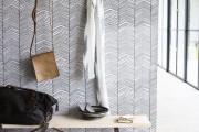 Фото 8 Обои в коридоре квартиры: 30+ вариантов для приветливого дизайна прихожей