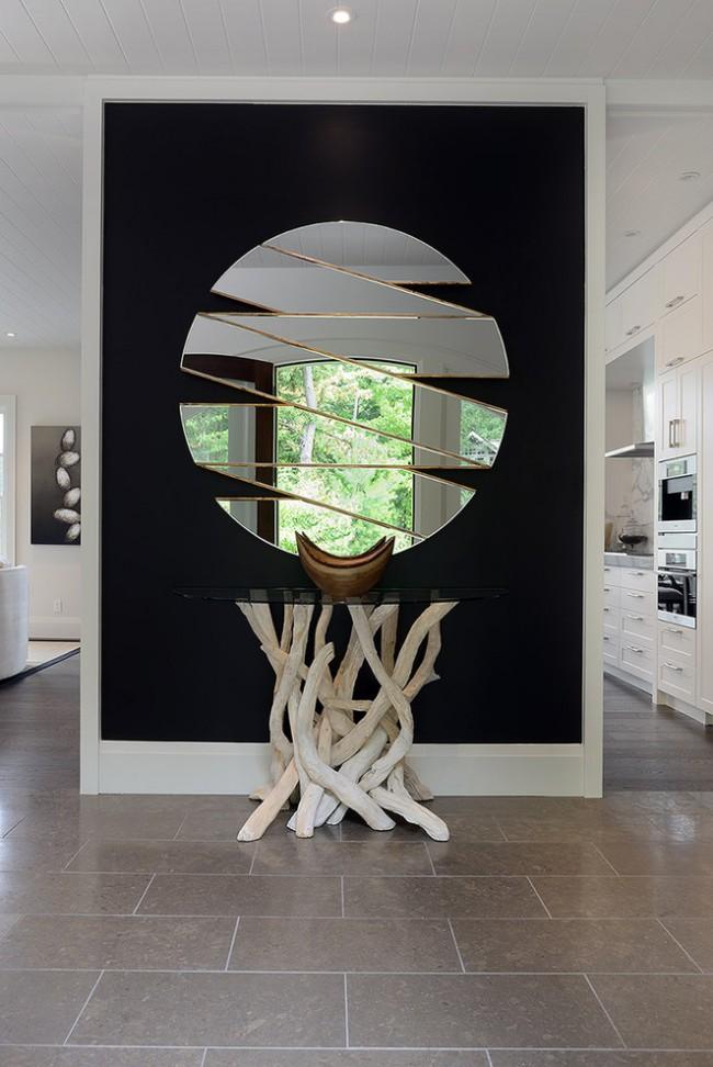 Теплую и уютную атмосферу для вашей квартиры,дома или офиса можно создать при помощи декоративных зеркал, ведь это изысканные, креативные и элегантные изделия