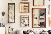 Фото 7 Зеркало в интерьере: 14 способов отражения своего уникального стиля