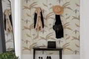 Фото 19 Обои в коридоре квартиры: 30+ вариантов для приветливого дизайна прихожей