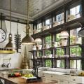 40+ Видов настенных часов на кухню: счастливые минуты и часы в уютном доме фото