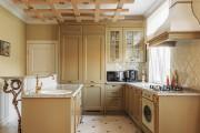 Фото 20 Кухня «классика» возрождение традиций и безупречная элегантность (фото)