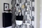 Фото 18 Обои в коридоре квартиры: 30+ вариантов для приветливого дизайна прихожей