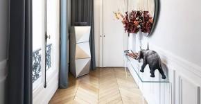 Дизайн коридора в современной квартире и загородном доме: 100 идей гостеприимного оформления (фото) фото