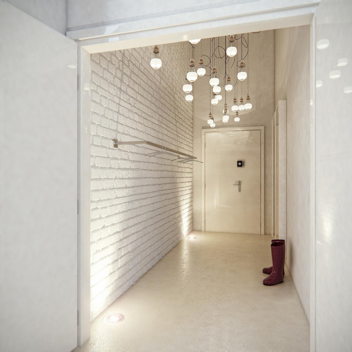 белые двери в интерьере 30 лучших дизайнерских идей и решений