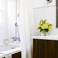 Дизайн маленькой ванной комнаты: 85+ секретов гармоничного оформления и экономии места фото