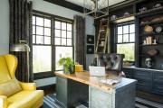 Фото 5 Идеи дизайна домашнего кабинета: работаем дома с удовольствием