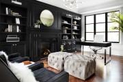 Фото 4 Идеи дизайна домашнего кабинета: работаем дома с удовольствием