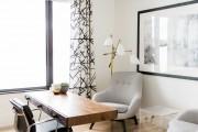 Фото 12 Идеи дизайна домашнего кабинета: работаем дома с удовольствием