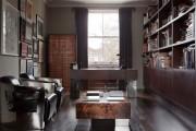 Фото 8 Идеи дизайна домашнего кабинета: работаем дома с удовольствием