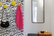 Фото 9 Обои в коридоре квартиры: 30+ вариантов для приветливого дизайна прихожей