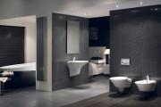 Фото 7 Дизайн интерьера туалета: 85 больших идей для маленького помещения (фото)