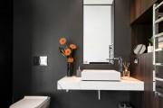 Фото 38 Дизайн интерьера туалета: 85 больших идей для маленького помещения (фото)