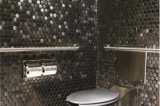 Фото 12 Дизайн интерьера туалета: 85 больших идей для маленького помещения (фото)