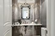 Фото 14 Дизайн интерьера туалета: 85 больших идей для маленького помещения (фото)
