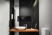 Фото 25 Дизайн интерьера туалета: 85 больших идей для маленького помещения (фото)