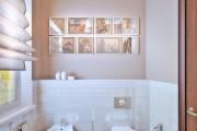 Фото 26 Дизайн интерьера туалета: 85 больших идей для маленького помещения (фото)