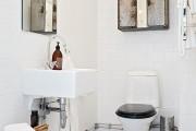 Фото 27 Дизайн интерьера туалета: 85 больших идей для маленького помещения (фото)