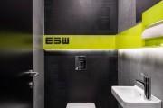 Фото 3 Дизайн интерьера туалета: 85 больших идей для маленького помещения (фото)