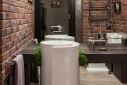 Фото 32 Дизайн интерьера туалета: 85 больших идей для маленького помещения (фото)