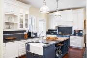 Фото 7 Кухня «классика» возрождение традиций и безупречная элегантность (фото)