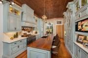 Фото 9 Кухня «классика» возрождение традиций и безупречная элегантность (фото)