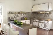 Фото 6 Кухня «классика» возрождение традиций и безупречная элегантность (фото)