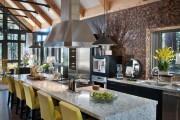 Фото 3 Кухня «классика» возрождение традиций и безупречная элегантность (фото)