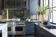 Фото 4 Кухня «классика» возрождение традиций и безупречная элегантность (фото)