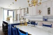 Фото 17 Кухня «классика» возрождение традиций и безупречная элегантность (фото)