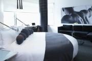 Фото 11 Круглая кровать в спальне: необычно и очень практично (фото)