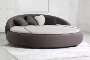 Фото 18 Круглая кровать в спальне: необычно и очень практично (фото)
