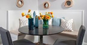 Кухонный уголок для маленькой кухни: виды и преимущества (фото) фото
