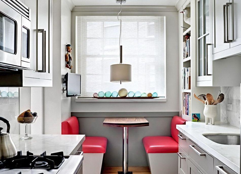 Кухня небольшая интерьер дизайн