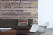 Фото 2 55 идей ламината на стене: креативное применение напольного покрытия (фото)