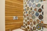 Фото 19 55 идей ламината на стене: креативное применение напольного покрытия (фото)