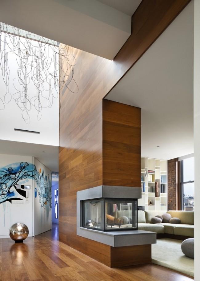 Разнообразие рисунков и текстур позволит ламинату хорошо смотреться в любом стилевом направлении интерьера