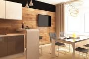 Фото 26 55 идей ламината на стене: креативное применение напольного покрытия (фото)