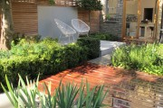 Фото 3 Ландшафтный дизайн дачного участка: 60 воплощений зеленого рая своими руками (фото)