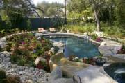 Фото 8 Ландшафтный дизайн дачного участка: 60 воплощений зеленого рая своими руками (фото)
