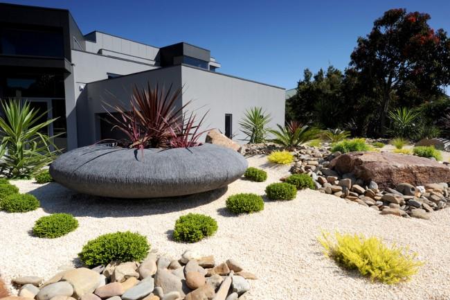 Ландшафтный дизайн в контемпорари-стиле